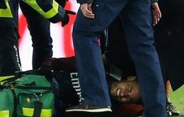 Nghỉ thi đấu 3 tuần, Neymar lỡ đại chiến Real Madrid