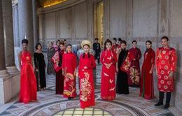 Bản sắc Việt trong thiết kế áo dài