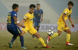 Trước lượt trận thứ 2 AFC Cup: Khó khăn chờ đợi FLC Thanh Hóa và SLNA