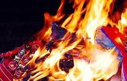 Loại bỏ tục đốt vàng mã - Dễ hay khó?