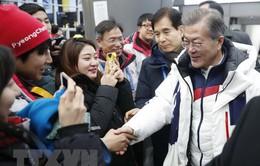 Tỷ lệ ủng hộ Tổng thống Hàn Quốc tăng
