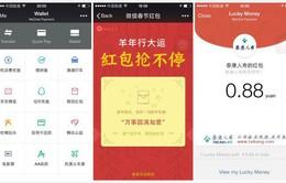 Quan chức Trung Quốc nhận lì xì qua giao dịch điện tử bị cách chức