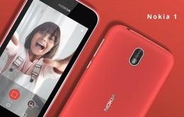 """[MWC 2018] Nokia 1 trình làng với giá bán """"không thể tin nổi"""""""