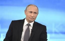 Bầu cử Tổng thống Nga: Bắt đầu giai đoạn tranh luận trực tiếp trên truyền hình