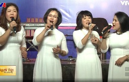 Giao lưu ca nhạc của bà con kiều bào tại thủ đô Hà Nội