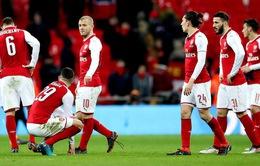 """""""Arsenal thi đấu như những đứa trẻ trước Man City"""""""