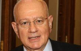 Bộ trưởng Bộ Kinh tế Hy Lạp Dimitri Papadimitriou đệ đơn từ chức