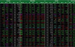 """Thị trường chứng khoán trong nước rơi vào tình trạng """"xanh vỏ đỏ lòng"""""""