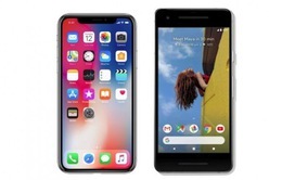 """iOS và Android """"nuốt chửng"""" thị trường hệ điều hành trên smartphone"""