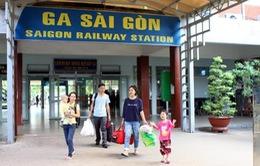 Sẽ quy hoạch toàn bộ mặt bằng tầng 1, 2 của ga đường sắt Sài Gòn
