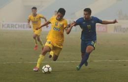 Bảng G - AFC Cup 2018: Yangon United - FLC Thanh Hóa (16h00 ngày 27/2)