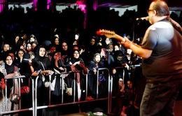 Lễ hội nhạc Jazz đầu tiên tại Saudi Arabia