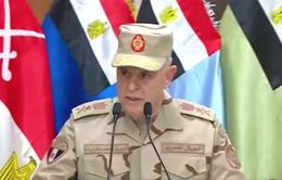 Ai Cập có thể tiếp tục chiến dịch an ninh ở Sinai