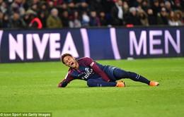 Lộ diện người thay thế Neymar chống lại Real Madrid