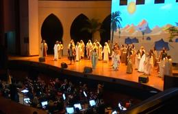 Vở diễn opera đầu tiên tại Saudi Arabia