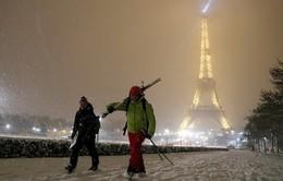 Giá lạnh tiếp tục hoành hành châu Âu, ít nhất 10 người thiệt mạng