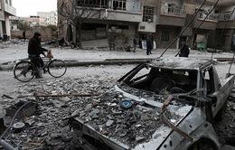 """Quốc tế nỗ lực hạ nhiệt """"chảo lửa"""" Đông Ghouta ở Syria"""