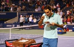 """Thi đấu như lên đồng, Roger Federer tiết lộ """"bí kíp"""" ăn uống"""