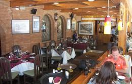 Cháy lớn thiêu rụi một nhà hàng ở Chile