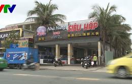 Đà Nẵng: Xử phạt và tạm đình chỉ nhà hàng in hóa đơn bằng tiếng Trung Quốc