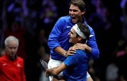 Federer ngày một già đi, Nadal có thể lấy lại ngôi số 1