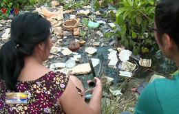 Không có nước sạch, người dân Đồng Nai phải sử dụng nước sông