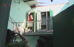 Vụ nổ tại nhà trọ Bình Dương: Một nạn nhân có tiên lượng xấu