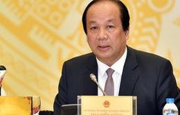Bộ trưởng Mai Tiến Dũng: Các đơn vị đã hứa thưởng U23 Việt Nam phải làm ngay