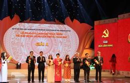Giải thưởng Búa liềm vàng lần thứ hai-năm 2017: Tôn vinh 54 tác phẩm xuất sắc