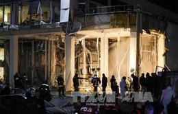 Xác định vụ nổ tại thủ đô của Thổ Nhĩ Kỳ là do bom
