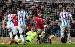 VIDEO: Sanchez tỏa sáng, Man Utd giành 3 điểm trước Huddersfield