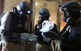 Syria bác cáo buộc của Mỹ về việc sử dụng vũ khí hóa học