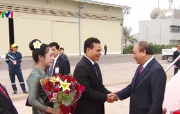 Thúc đẩy hợp tác Việt Nam - Lào