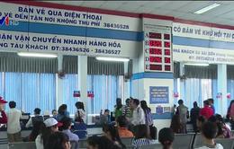 Tăng cường 16.000 vé tàu Tết từ Ga Sài Gòn ra miền Trung