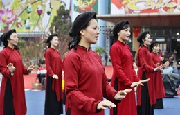 Vinh danh hát Xoan là di sản văn hoá phi vật thể đại diện của nhân loại