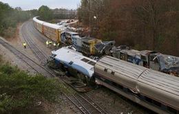 Tai nạn đường sắt tại Mỹ: Do tàu chở khách đi nhầm đường ray