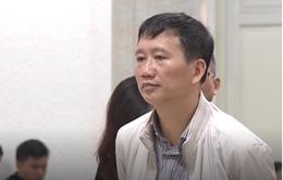 Bị cáo Trịnh Xuân Thanh tiếp tục bị tuyên phạt án tù chung thân