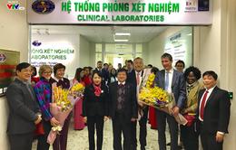 Đã có phòng xét nghiệm tham chiếu về kháng kháng sinh tiêu chuẩn quốc tế tại Hà Nội