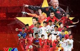 U23 Việt Nam - Từ những cậu bé chân trần tới người hùng sân cỏ