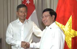 Singapore hỗ trợ Việt Nam nâng cao năng lực quản lý số