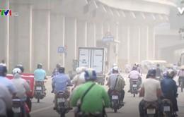 Ô nhiễm không khí ở đô thị lớn gia tăng