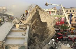 Động đất mạnh 6,4 độ richter tại Đài Loan (Trung Quốc)