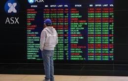 Chứng khoán châu Á giảm mạnh phiên đầu tuần