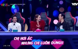Minh Hằng tiếp tục đóng vai ác khi không se duyên cho cặp đôi