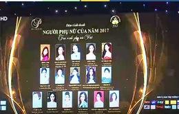 Vinh danh những người phụ nữ của năm 2017 tại TP.HCM