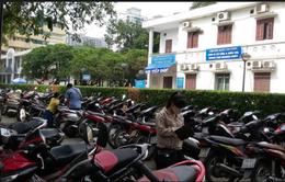 Hà Nội: Thu hồi giấy phép các bãi trông giữ xe vi phạm