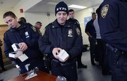 """""""Chán"""" Windows Phone, cảnh sát New York chuyển sang dùng iPhone"""
