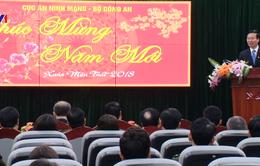 Trưởng Ban Tuyên giáo Trung ương Võ Văn Thưởng chúc Tết tại Hà Nội