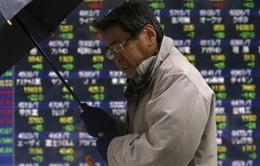 Chứng khoán châu Á đồng loạt giảm mạnh