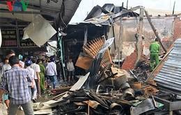 Cháy chợ ở Cà Mau, 2 hai vợ chồng tử vong